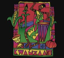 Kwanzaa Tees by HolidayT-Shirts