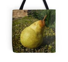Pear at Harmony Garden Tote Bag