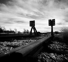 End of the Line by PaulBradley