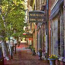 A walk downtown..... by DaveHrusecky