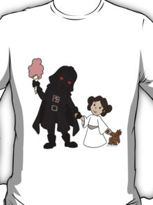 Darth Father and Daughter T-Shirt
