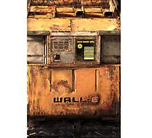 Waste Allocation Load Lifter – Earth Class (WALL E) Photographic Print