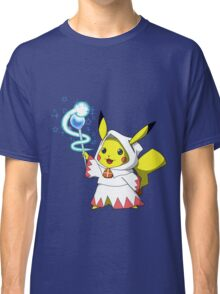 White Mage Pikachu Classic T-Shirt