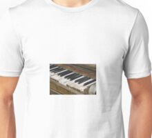 Old Piano Unisex T-Shirt