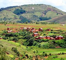 a sprawling Swaziland 
