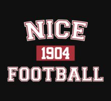 Nice Football Athletic College Style 1 Color by Toma-51