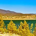 Canberra - Googong Reservoir in NSW 2 by Geoffrey Thomas