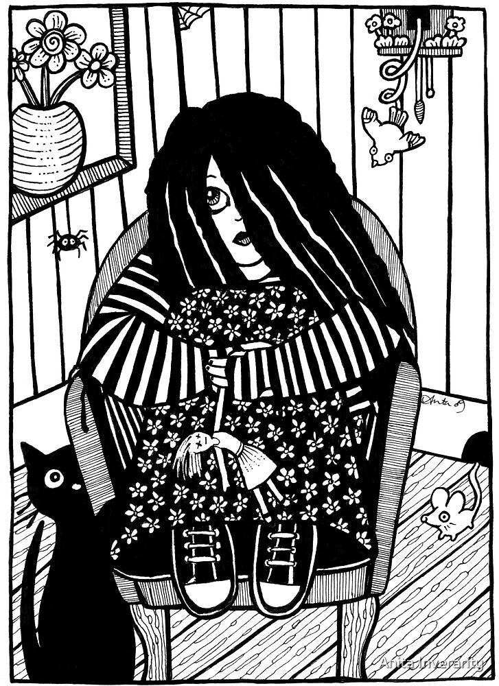 I Miss Grunge by Anita Inverarity