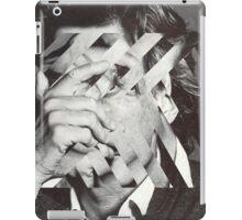 CONFUSING iPad Case/Skin