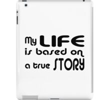 This is my life iPad Case/Skin