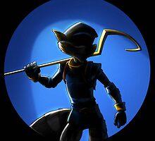 Sly Raccoon by klonoamario95