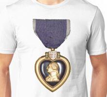 Purple Heart Unisex T-Shirt