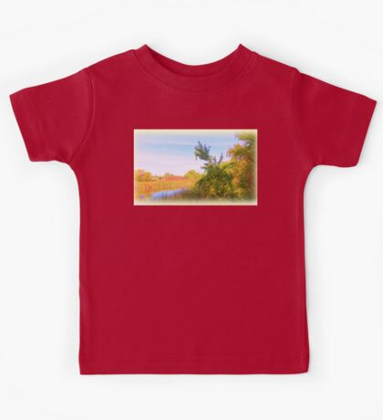 A-Cute Angle in the Linear Park Kids Tee