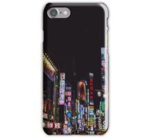 Kabukicho's Dreams iPhone Case/Skin