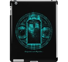 Everywhere and Anywhere iPad Case/Skin