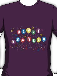 Happy New Year T-Shirts T-Shirt