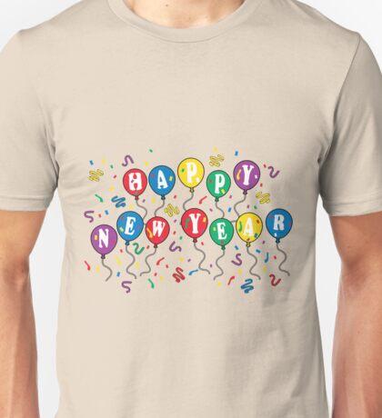 Happy New Year T-Shirts Unisex T-Shirt