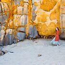 Beachcombing by William Hackett