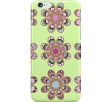 Magnolia Tree Foot Flowers iPhone Case/Skin
