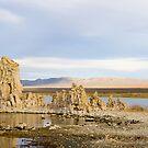 Mono Lake by William Hackett