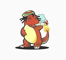 Charmander Smoking Weed T-Shirt