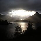 Morning sun, Loch Leven by Gary Eason + Flight Artworks