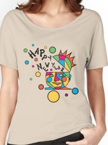 Happy New Year T-Shirts Women's Relaxed Fit T-Shirt