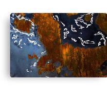 Gondwana Canvas Print