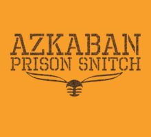 azkaban prison snitch by jammywho21