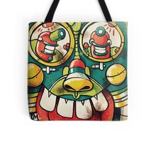 ControlBot Tote Bag