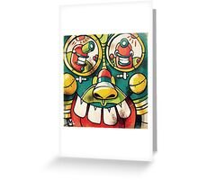 ControlBot Greeting Card