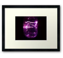 """""""I put holes in the lid, so it can breathe..."""" Framed Print"""