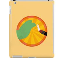 Sun's Gettin' Real Low iPad Case/Skin