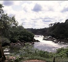 an unbelievable Suriname landscape by beautifulscenes
