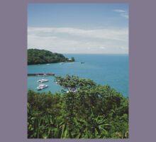 an awesome Suriname landscape Kids Tee