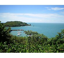 an awesome Suriname landscape Photographic Print