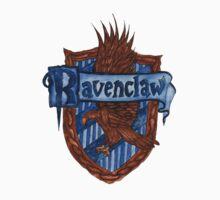 Ravenclaw House Crest Kids Clothes