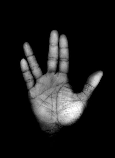 Live Long & Prosper by Wayne Gerard Trotman
