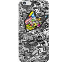 JDM Sticker Bomb  iPhone Case/Skin