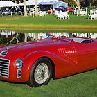 1947 Ferrari 125S - 01C/0101 by Timothy Meissen