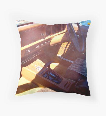 Torana Interior, Floreat Throw Pillow