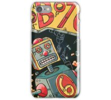 Robot 6 iPhone Case/Skin