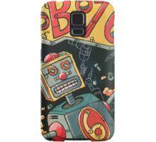 Robot 6 Samsung Galaxy Case/Skin