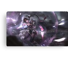 Lanaya the templar Assassin Canvas Print