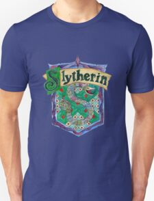 Slytherin House Crest T-Shirt