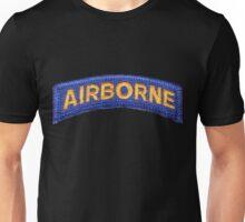 Airborne Tab Unisex T-Shirt