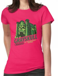 Game of Grayskull  Womens Fitted T-Shirt