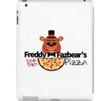 Modern Five Nights at Freddy's Logo (Possessed Version) iPad Case/Skin