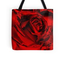 Red for the Holidays Tote Bag