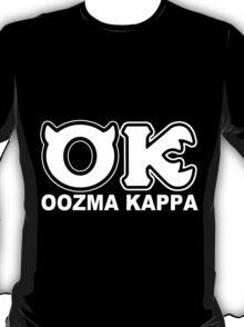 Ok oozma kappa geek funny nerd T-Shirt